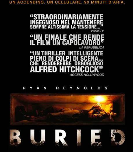 只用了一个男人一个棺材,就收获了1.4亿票房,这个电影太狠了