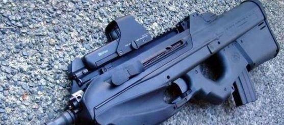 世界名枪:新时代模块化潮流的引领者——比利时F2000突击步枪