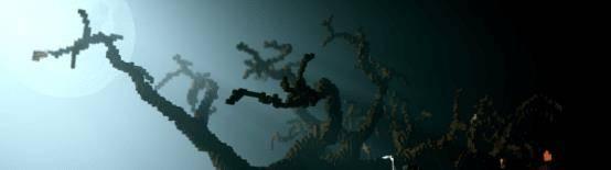 玩家快乐头《我的世界》大神雕刻创意南瓜 带上它末影人也变脸盲