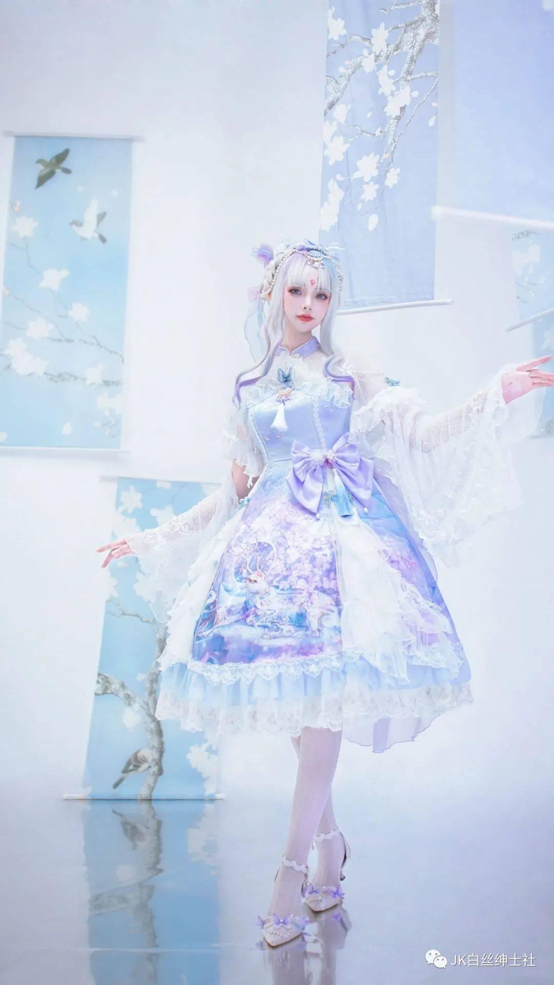 Lolita:犹如精灵般的九色鹿