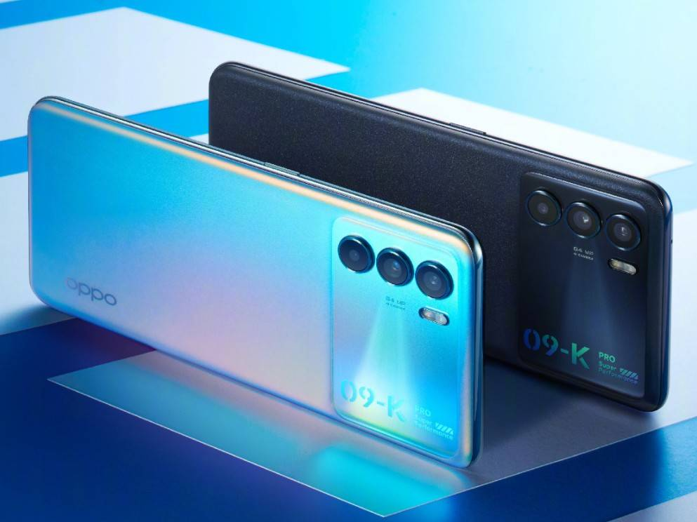 OPPO具备性价比的新机K9 Pro发布!比自家的Reno6强大太多了
