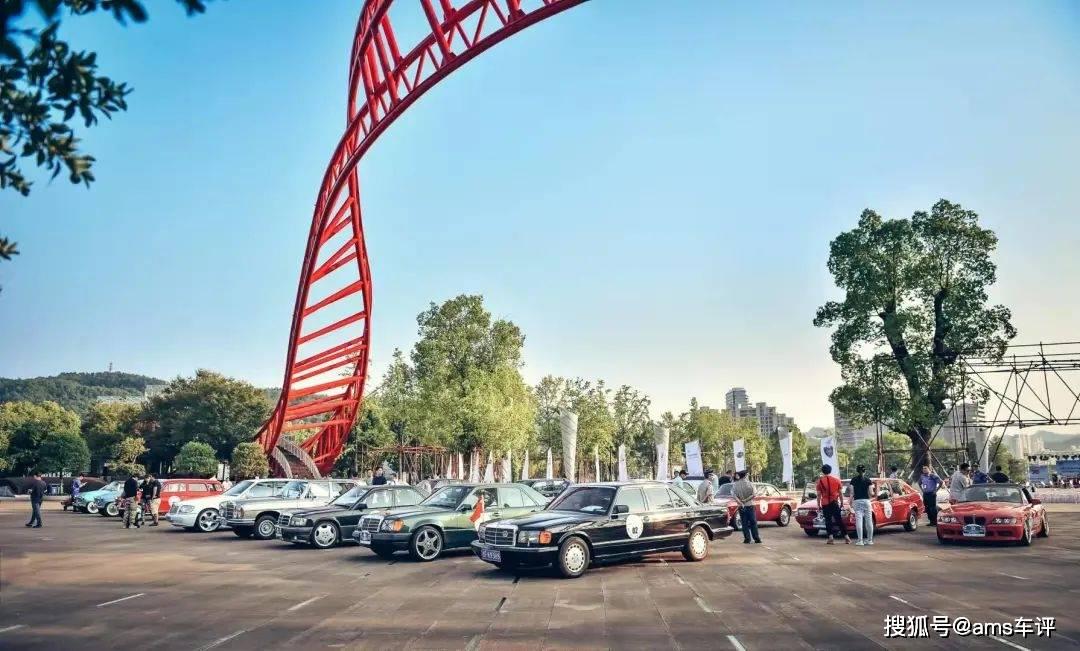 比车展都好看的经典车拉力赛!强势集结,就等你来!
