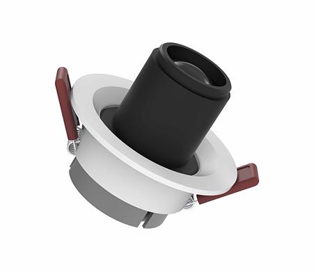 COB射灯 JF-SD1005-定焦