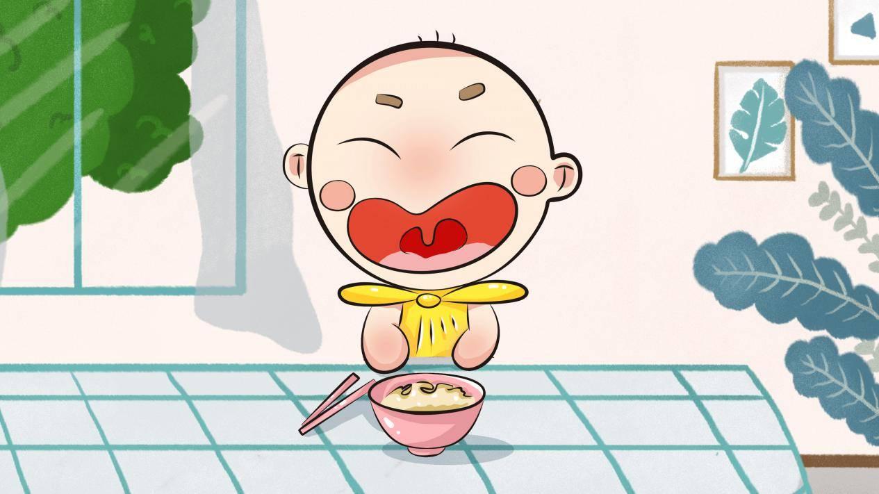 孩子生病就喝粥,这样真的好吗?