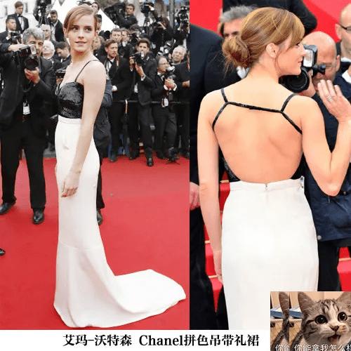 """图片[2]-国际顶尖红毯上的""""最佳着装"""",大多风头出尽,中国明星也曾上榜-妖次元"""