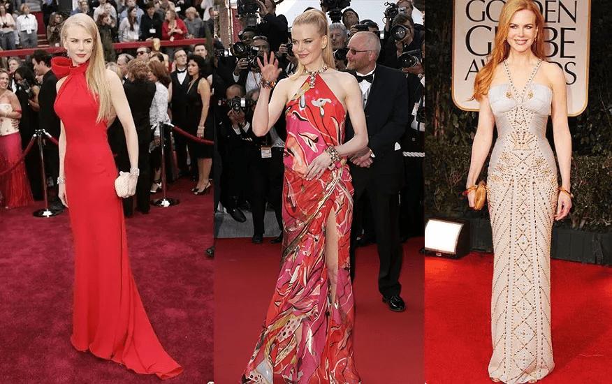 """图片[14]-国际顶尖红毯上的""""最佳着装"""",大多风头出尽,中国明星也曾上榜-妖次元"""