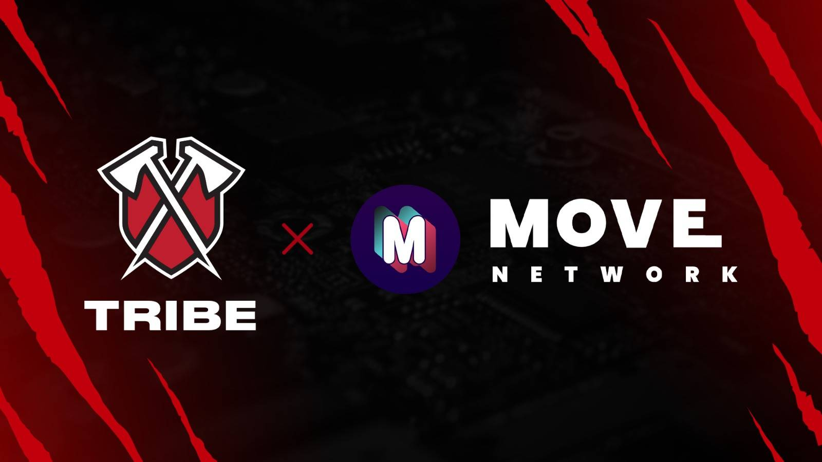 MOVE Network & Tribe Gaming出发
