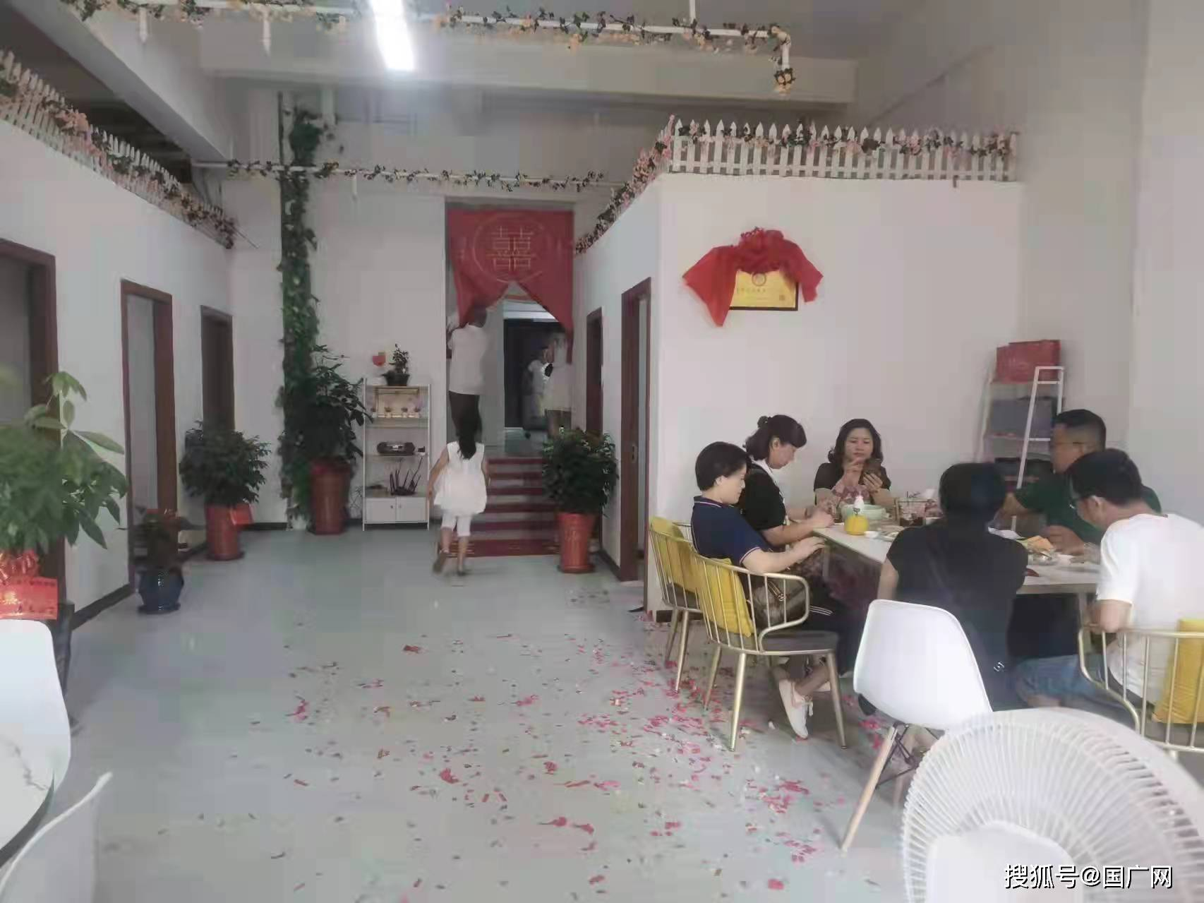 喜见佳缘玫瑰有约 燕江之滨凤凰于飞 --省婚协青年之家第12服务站花开永安
