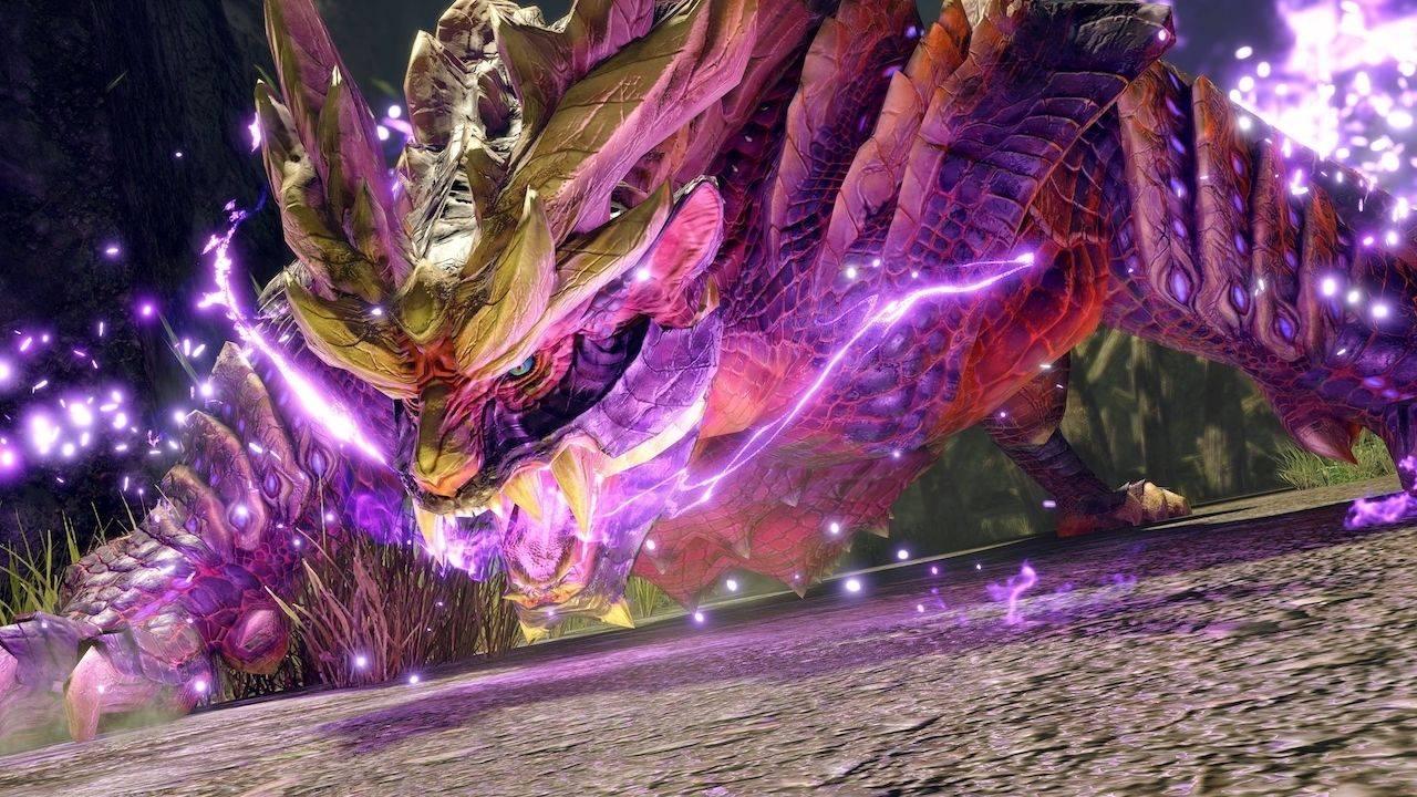 Steam《怪物猎人:崛起》PC试玩版明日上线