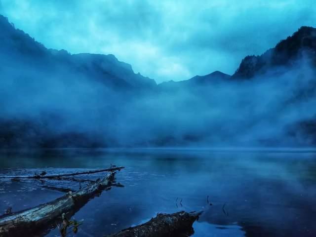「昌坝海子」上帝遗忘的山野秘境