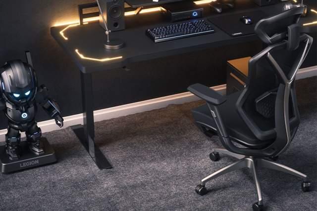 联想新装备来了!拯救者电竞座椅C7开售,最低1299元到手