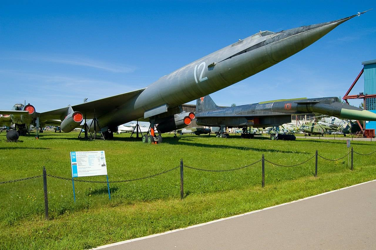 苏联第一种超音速战略轰炸机,只造1架飞行19架次,就已宣告下马