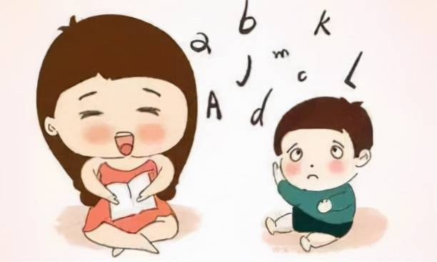 天使科普:孩子语言发育迟缓会不会影响学习?