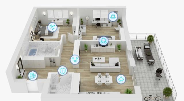 美的IoT在用户体验、技术升级、智能生态、智能安全等方面不断钻研,精益求精