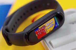 小米手環6已曝光,螢幕增大,或6月釋出