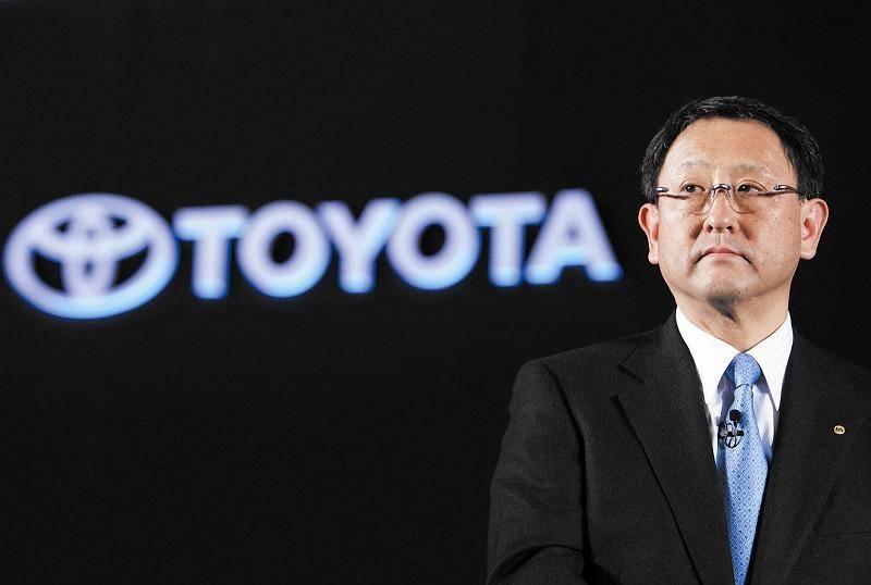 日本汽车工业协会(JAMA)主席丰田章男:取消2021东京汽车展