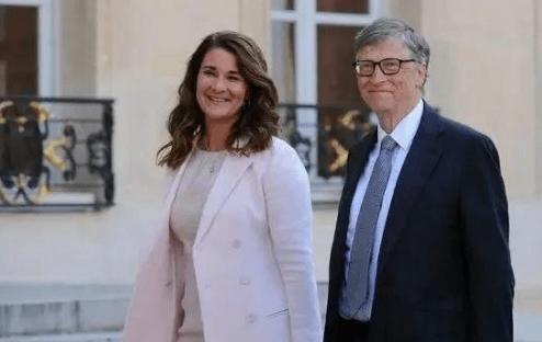 比尔·盖茨夫妇宣布离婚:长达27年婚姻关系结束  第2张