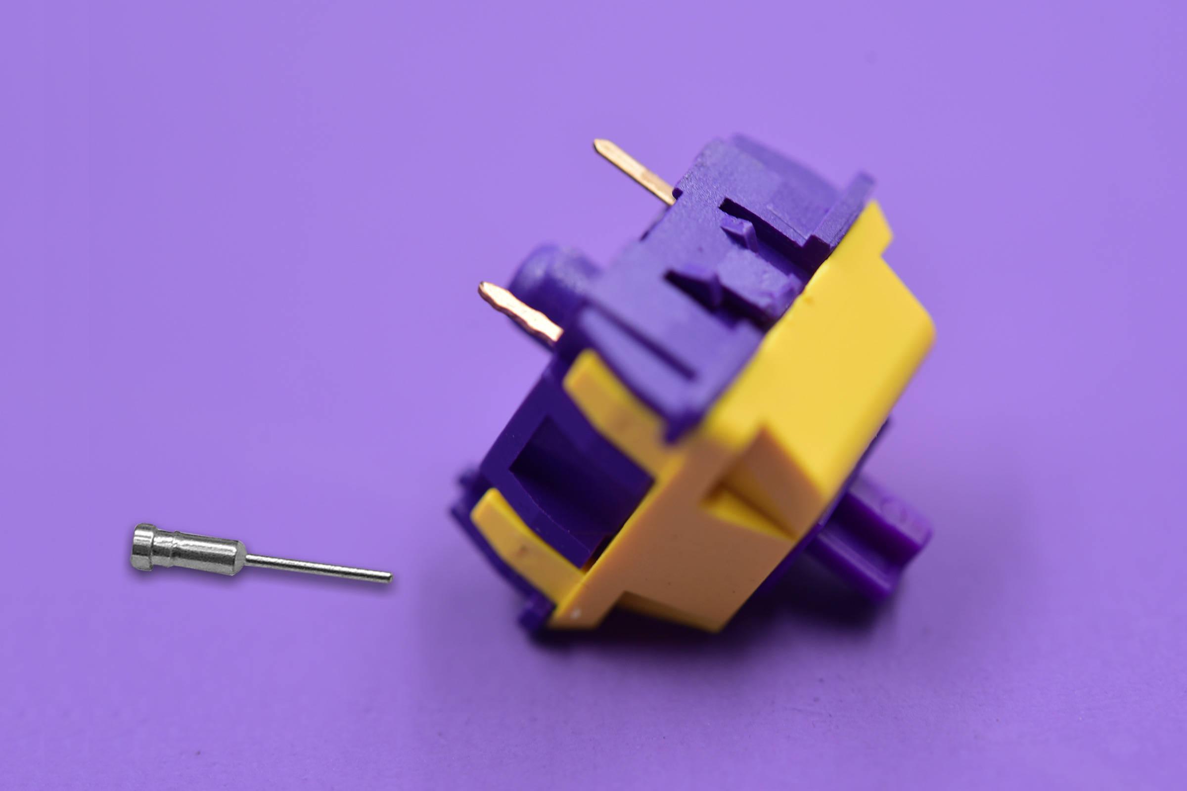 热插拔键盘怎么拔轴 热插拔机械键盘