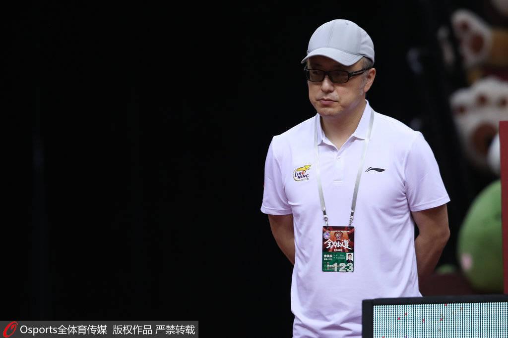 辽篮经理:待遇上没亏待过队员 将限制参加综艺节目