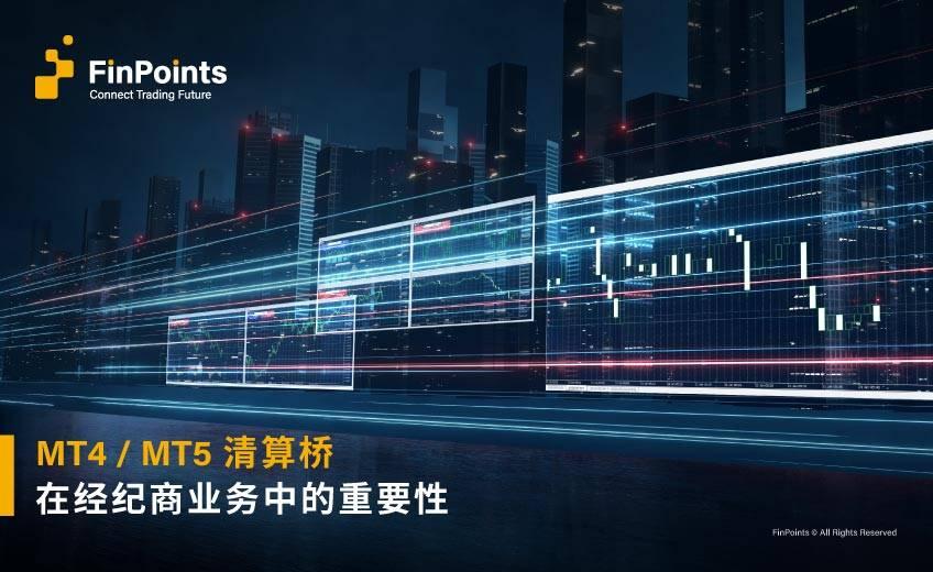 FinPoints MT4/MT5 清算桥在经纪商业务中的功能与优势