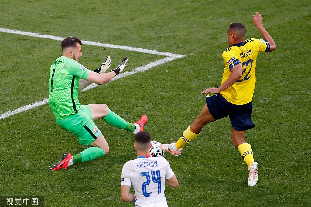 看睡着了?欧洲杯至今最沉闷比赛 双方踢了场养生足球