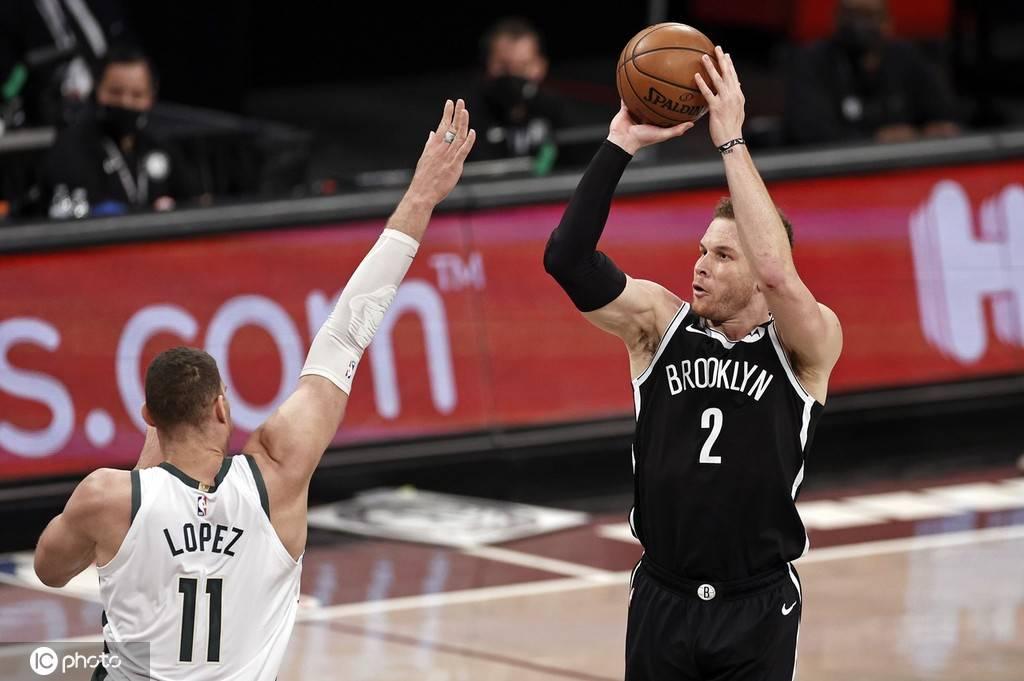 篮网角色球员表示纷歧 格里芬抢眼乔-哈里斯低迷