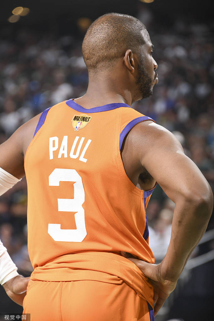 深度:保罗错失最佳争冠机会 却已为太阳指明方向