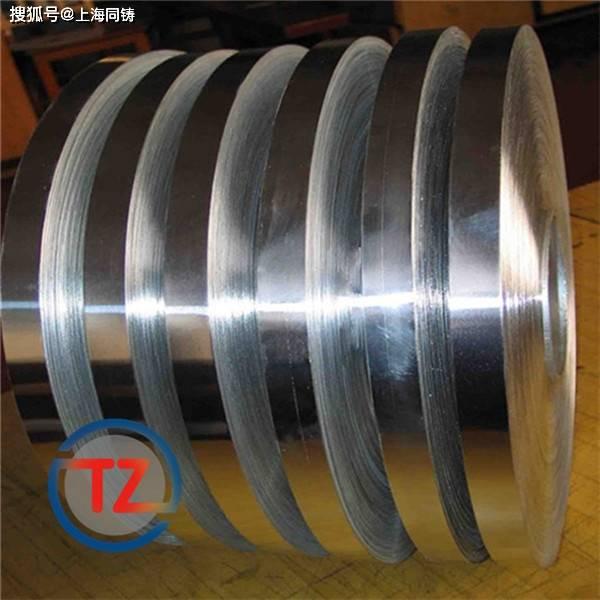 国标B25镍白铜带材 B25机加工性能