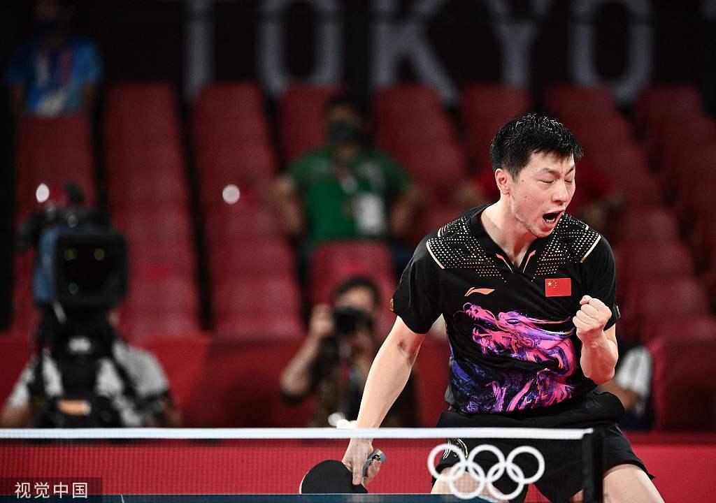 马龙因幼时体弱接触乒乓 国家队生涯近20载铸就传奇插图