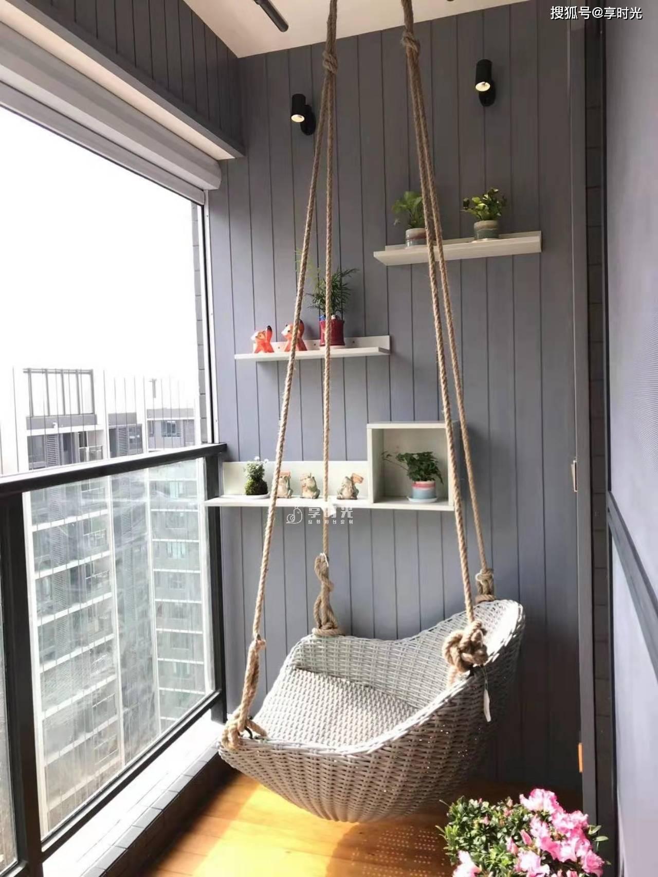 木阳台加盟|享时光阳台设计得这么有童心,也太厉害了!