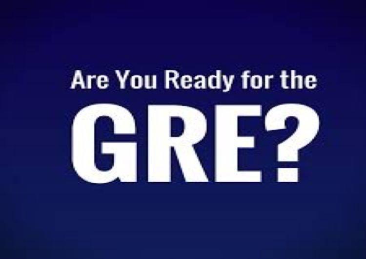 2022年GRE考位周三10点开抢!(附报考须知)