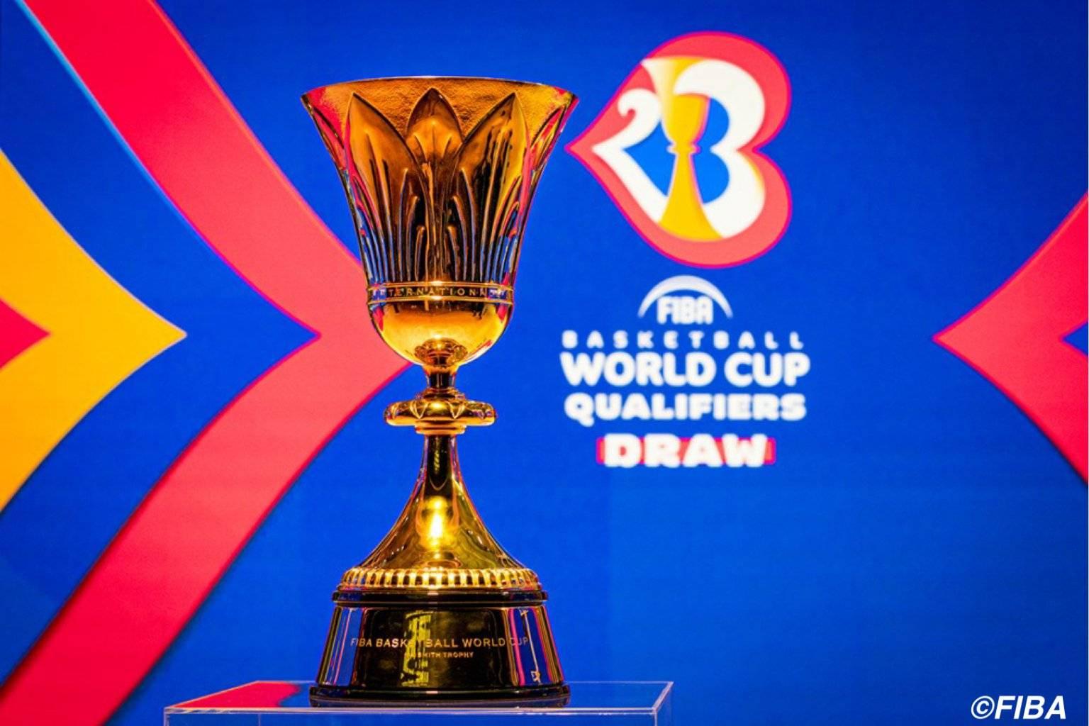男篮世预赛第一窗口期赛程确定 中国11月底客场背靠背战日本