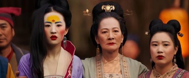 文化鸿沟让《花木兰》国内外评价两级分化的照片 - 2