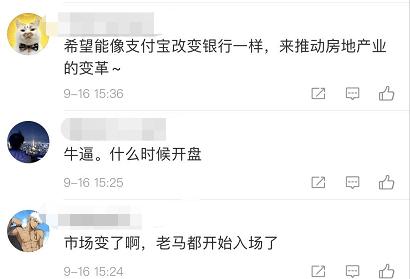 马云杀入房地产 网友:这是要革了中介的命?的照片 - 6