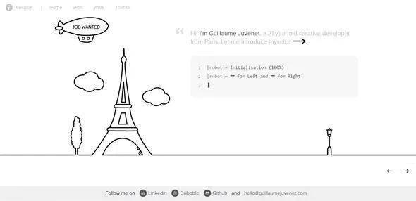 网站设计灵感——单色配色方案提升你的设计水平