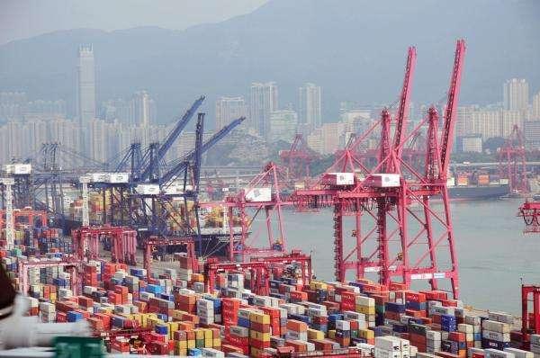 香港9月出口货值止跌回升,受益于输往内地的出口明显加快