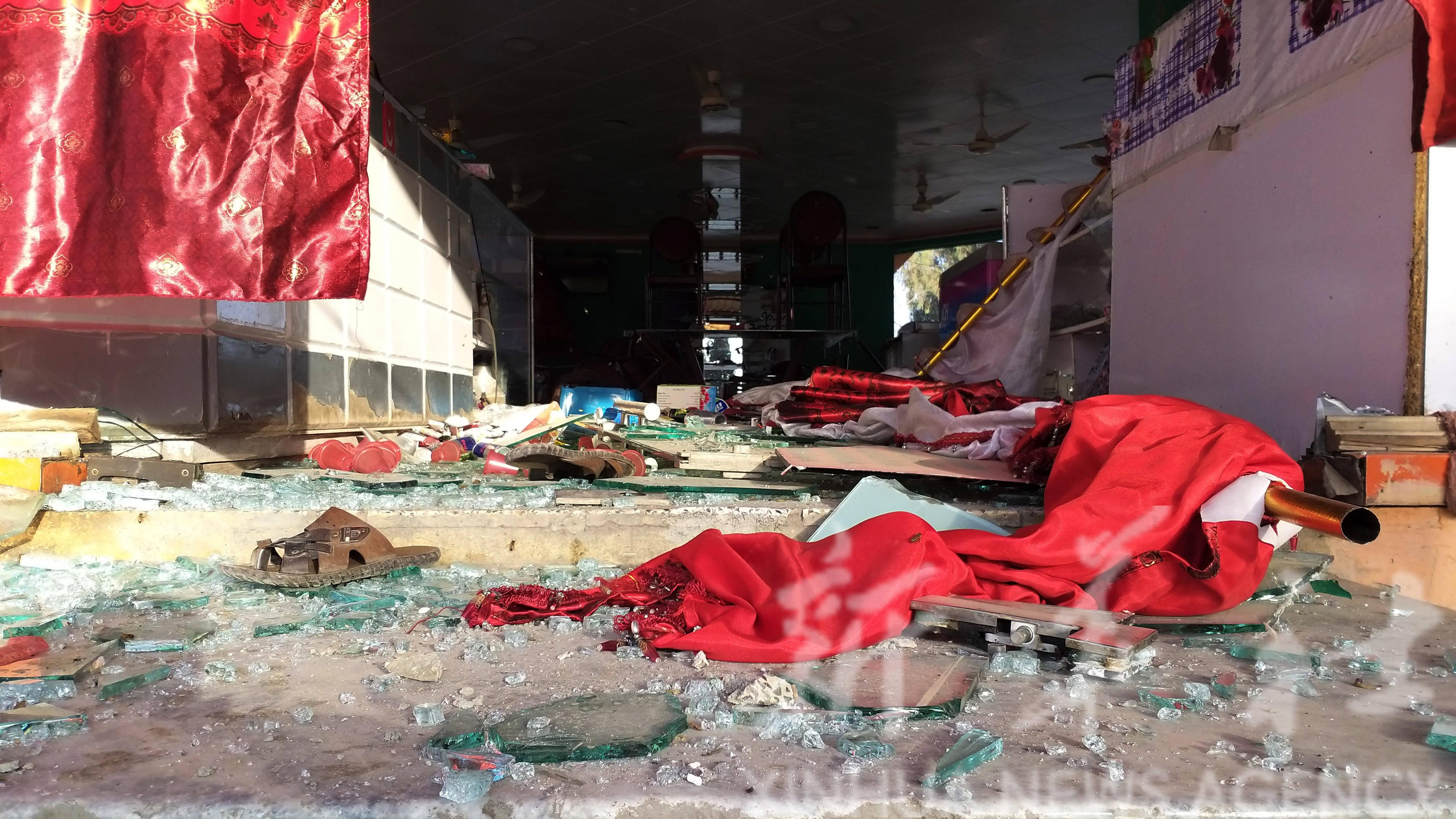 阿富汗一天内发生多起爆炸袭击 造成16人死亡