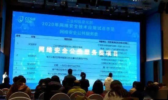 """启动首届""""创客中国""""大赛 2020网络安全产业高峰论坛开幕"""