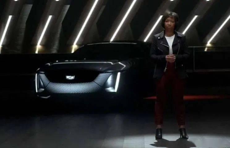凯迪拉克全新双门纯电动车专利图曝光_迈克尔·西姆科