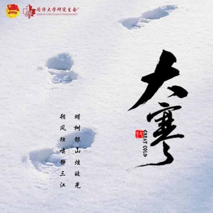 大寒|蜡树银山炫皎光,朔风独啸静三江