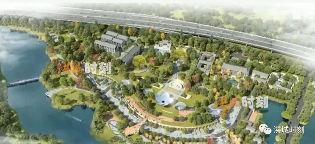规划出炉!3.5亿!140亩!要建商业街区、精品酒店、生态公园!青云谱