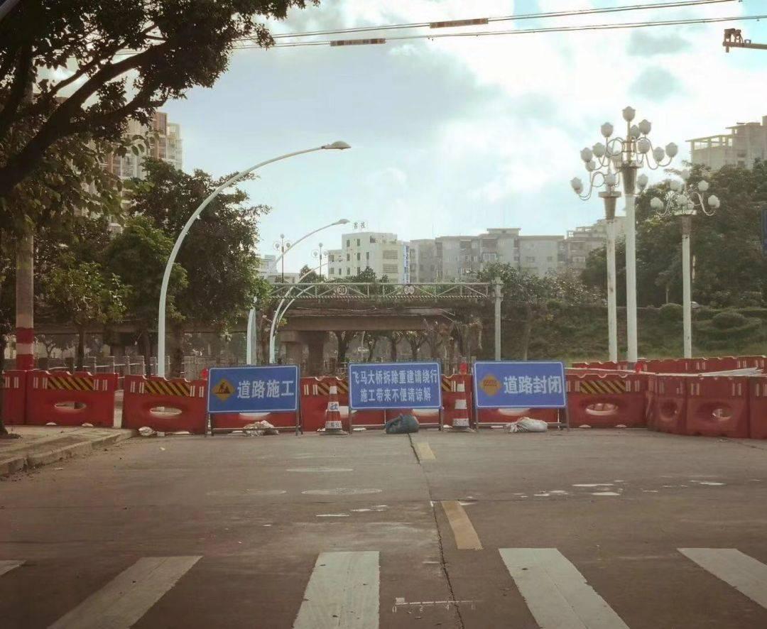 新飞马大桥明天正式通行,一同见证大桥美丽蜕变!