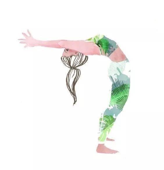 瑜伽最难的是什么?