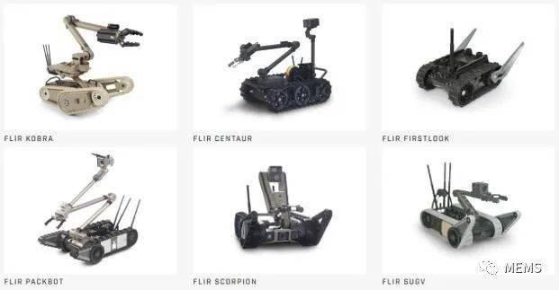 FLIR再获美国陆军地面机器人维护合约,价值3010万美元