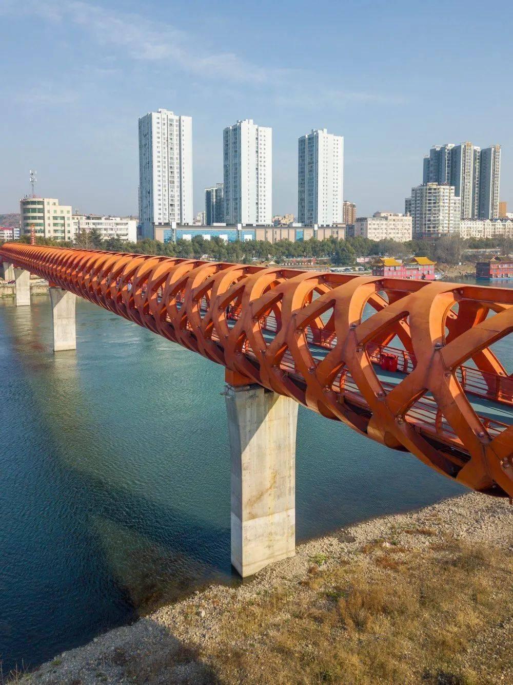 来听听丹江口的这些桥讲故事~