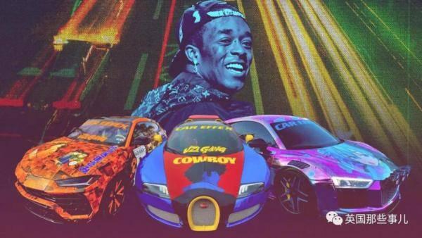 美国rapper花2400万买颗大粉钻镶在自己脑门儿上