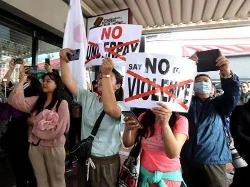 中国女留学生在澳讨薪遭华人男子殴打