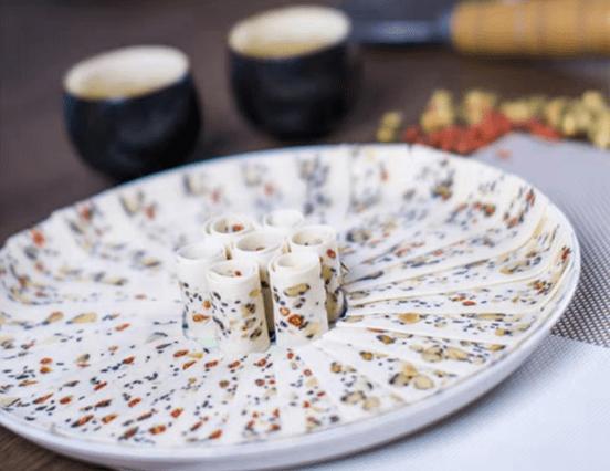 重庆人的必备年货 怎么少得了江津米花糖、合川桃片……