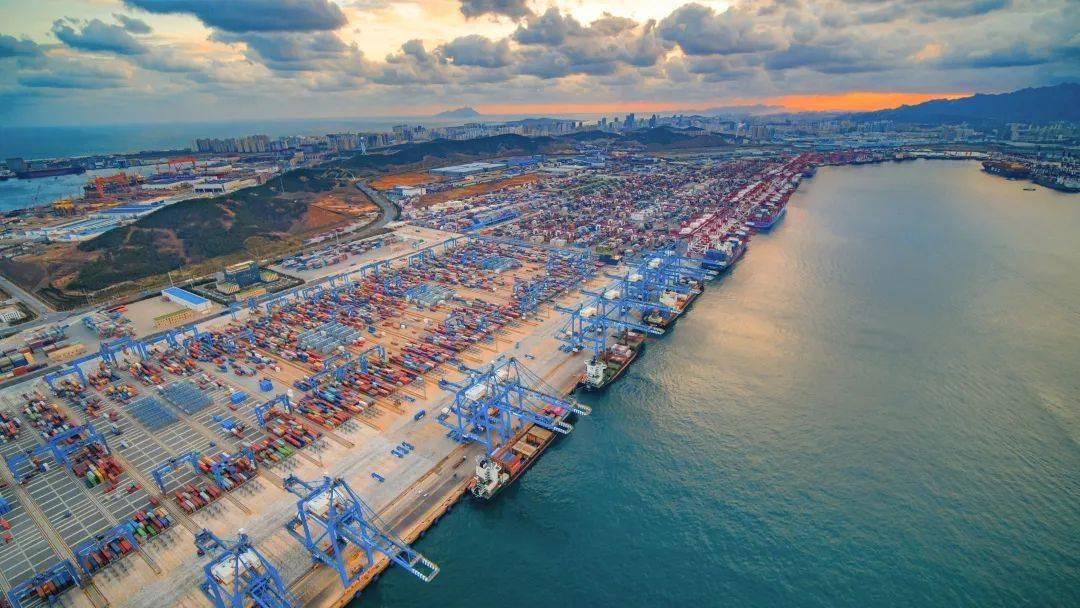 """0比n""""世界第一"""":这个码头创造了世界奇迹!"""