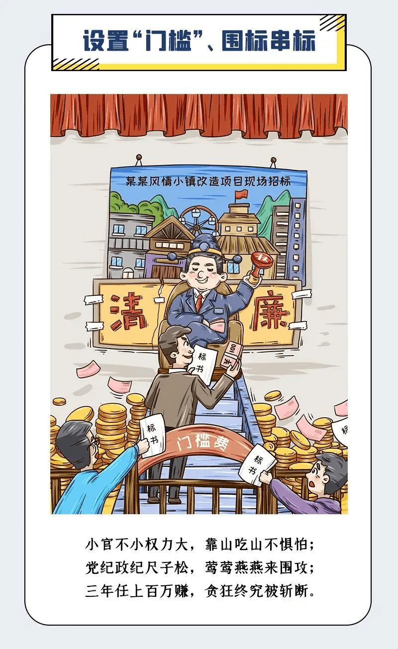 中纪委揭露工程招投标腐败乱象